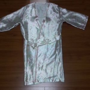 Other - A silk robe